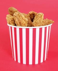 Fried-Chicken-Bucket